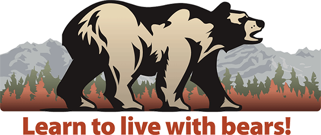 Learn to live with bears